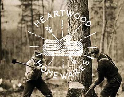 Heartwood Homewares Branding