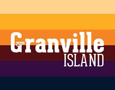 Granville Island Rebranding