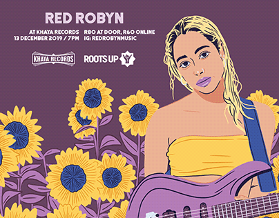 Red Robyn @ Khaya Records '19