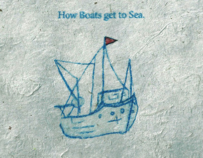 How Boats get to Sea