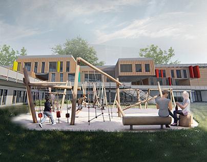 Детский центр/children's center