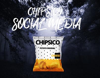 Chipsico-Social Media