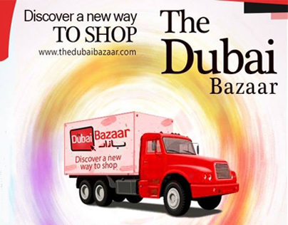 The Dubai Bazaar - Ecommerce Website UAE