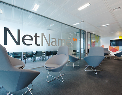 NetNames Office Design Project