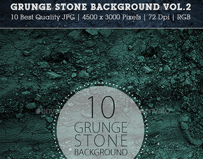 Grunge Stone Backgrounds Vol.2