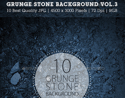 Grunge Stone Backgrounds Vol.3