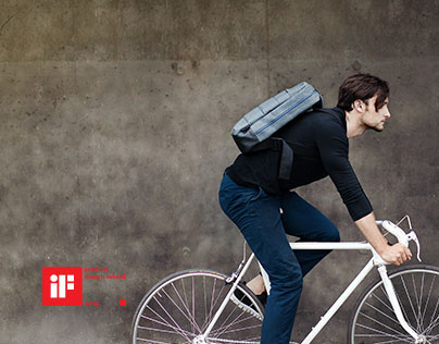 """PEAK"" Backpack + Messenger"