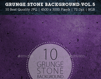 Grunge Stone Backgrounds Vol.5