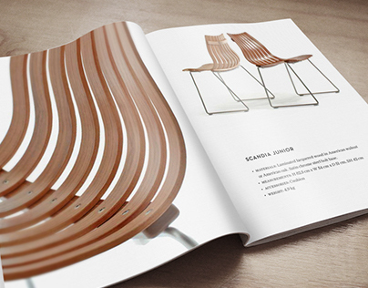 NORWEGIAN ICONS – Product catalogue