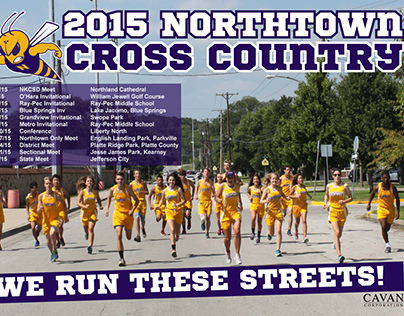 Northtown Cross Country