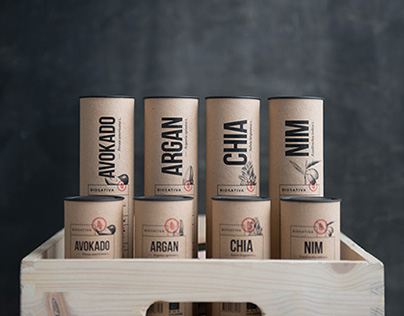 Biosativa | Oil Packaging
