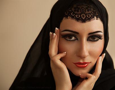 Abaya. Maria. Doha