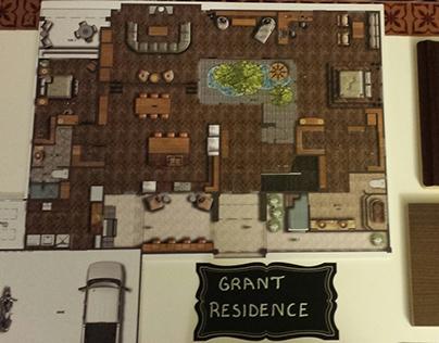 Residential Traditional Design (Tudor)