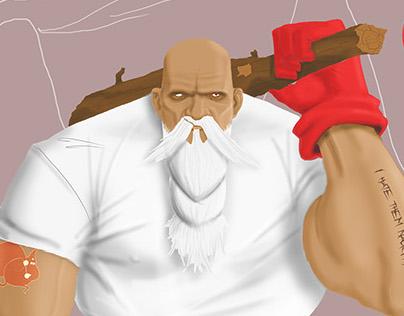 Santa Curse