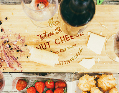 Nature Gourmet - Nut Cheese