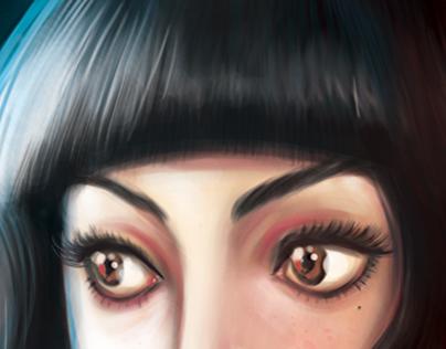 Ayleen Black - Digital Painting