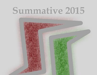 Summative Activity
