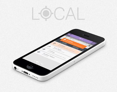 UI/UX - Local - City Specialities
