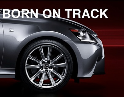 Lexus GS premiere keynote design