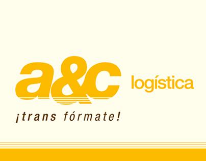 BRAND: A&C LOGÍSTICA