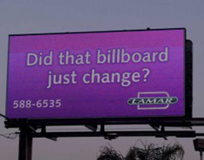 Glance Behavior to Digital Billboards