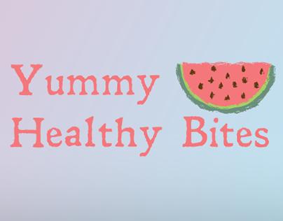 Logo Design | Yummy Healthy Bites