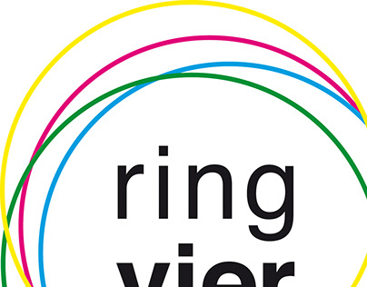 Corporate Identity 'ring vier'