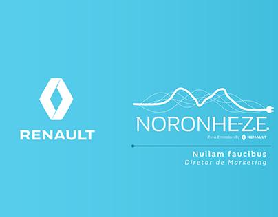 Presentation - RENAULT NORONHE-ZE