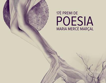 Diseño imagen gráfica premio poesia