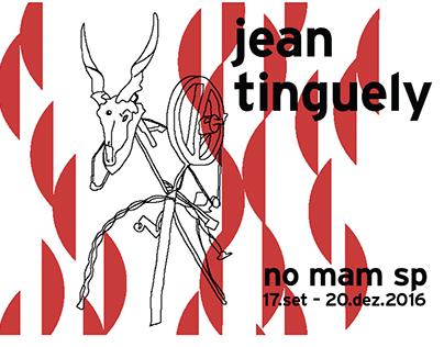 Jean Tinguely no MAM