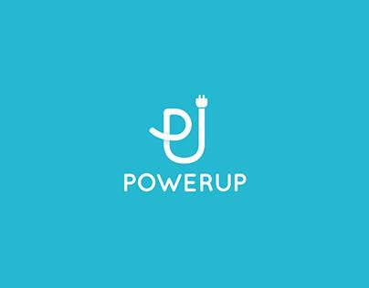 PowerUp: Brand Identity