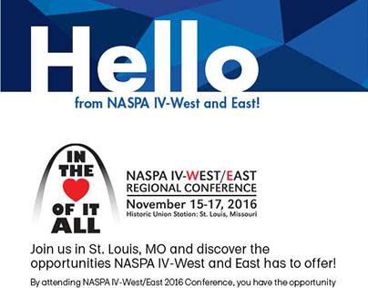 NASPA Promotional Materials