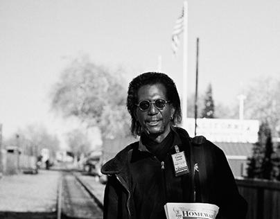 Street Portraits On Film