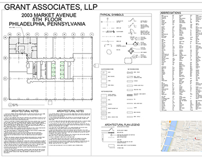 Grant Associates LLP Construction Set: Spring 2014