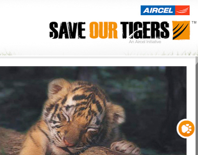 Aircel - Save Our Tigers