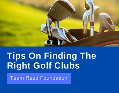 Tips On Finding The Right Golf Clubs
