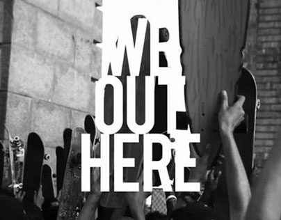 "AIRWALK X ALREADY FAMOUS CAMPAGIN - ""WEOUTHERE"" FILM"