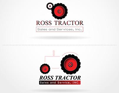 Branding Ross Tractor