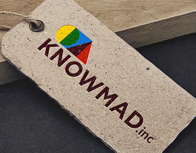 Branding & Identity - Knowmad.inc