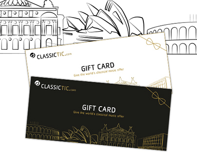 Classictic Giftcard