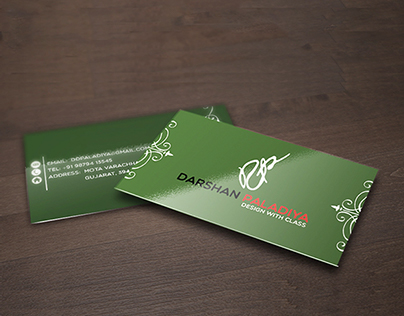 Free, HQ, Fully Editable Business Card Template