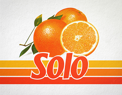 Solo – 1984 Design (Packaging)