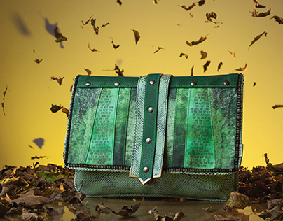 Leather Bags by Herman (5 elements collection)