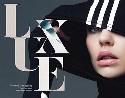 Luxe - Fashion Editorial Manchester