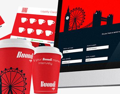 "Buondi UK ""Moment"" Campaign"