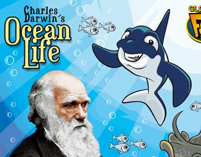 Charles Darwin's Ocean Life