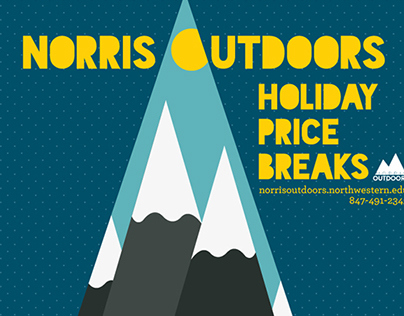 Norris Outdoors Holiday Price Breaks Fall 2014