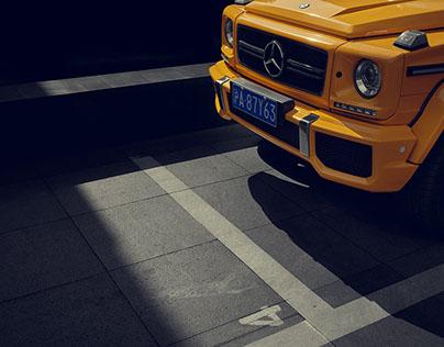 Mercedes-Benz AMG G-Class G63