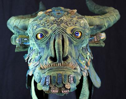 Masks: Bestia (Green)