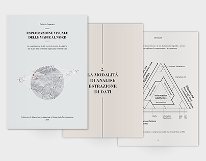 Book | Crime in Northern Italy | Visual Exploration